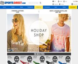 Sports Direct Gutschein März 2018
