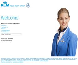KLM Gutschein März 2018