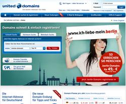 united-domains Gutschein März 2018