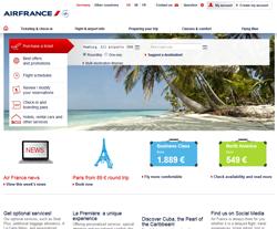 Air France Gutschein März 2018