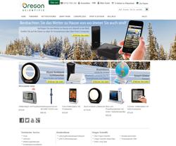 Oregon Scientific Gutscheine März 2018