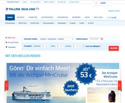 Tallink Silja Gutscheine März 2018
