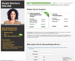 WeightWatchers.de Gutscheine März 2018
