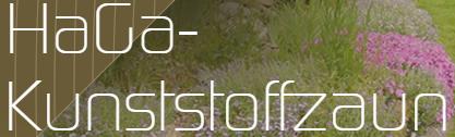 HaGa-Kunststoffzaun Gutschein