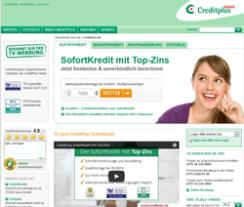 Creditplus Gutschein März 2018