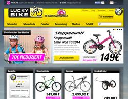 Lucky Bike Gutscheine März 2018