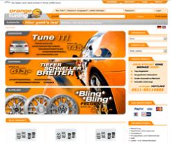 Orange Tuning Gutscheine März 2018