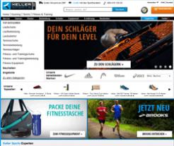 Keller-Sports Gutschein März 2018