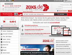 ZOXS Gutschein März 2018