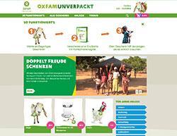 Oxfam Unverpackt Gutschein März 2018