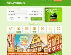 MeinFernbus Gutscheincode März 2018