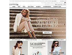 Comma Store Gutschein März 2018