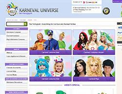 Karneval Universe Gutschein März 2018
