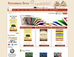 Rheinberg Buch Gutschein März 2018