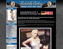 Rockabilly Clothing Gutschein März 2018