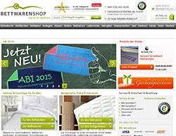 Bettwaren shop Gutschein März 2018
