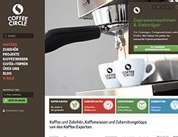 Coffee Circle Gutschein März 2018