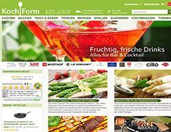 KochForm Gutschein März 2018