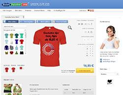 Shirtpainter Gutschein März 2018