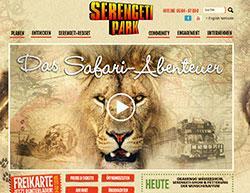 Serengeti-park Gutschein März 2018