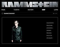 Rammstein Shop Gutschein März 2018