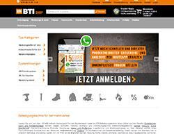 BTI Gutschein März 2018