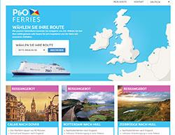 PO Ferries Gutscheine März 2018