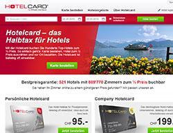 Hotelcard Gutschein Mai 2018