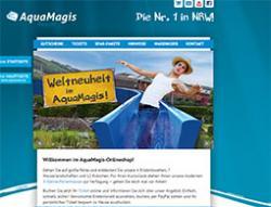 Aquamagis Gutschein März 2018