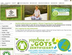 Yogabox Gutschein März 2018