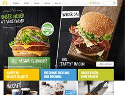 McDonalds Gutschein März 2018