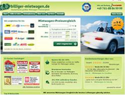 Billiger Mietwagen Gutschein März 2018