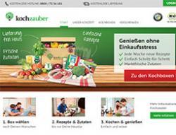 Kochzauber Gutschein März 2018