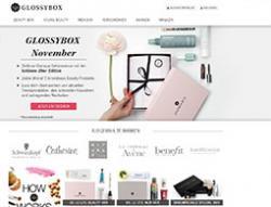 Glossybox Gutschein März 2018