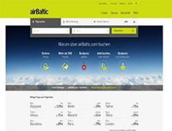 Gutschein airBaltic März 2018