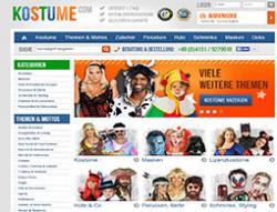 Kostüme.com Gutscheine April 2018