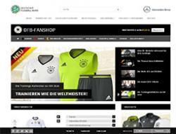 DFB Fanshop Gutschein März 2018