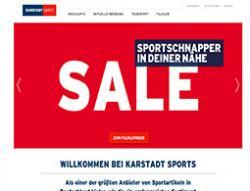 Karstadt Sports Gutscheine März 2018