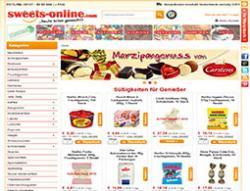Sweets-Online Gutscheine März 2018
