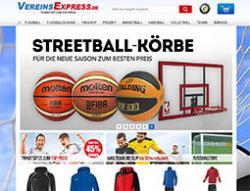 VereinsExpress Gutscheine März 2018