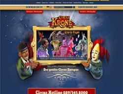 Circus-Krone Gutscheine März 2018