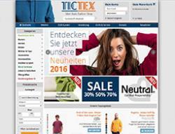 Tictex Gutscheincode & Gutschein März 2018
