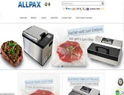 Allpax Gutscheine März 2018