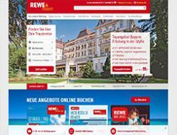 REWE Reisen Gutscheine März 2018
