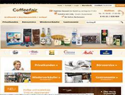 Coffeefair Gutscheine März 2018
