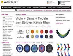 Wollfactory Gutscheine März 2018
