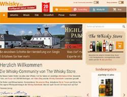 Whisky.de Gutschein März 2018
