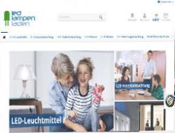 led-lampenladen Gutscheine März 2018
