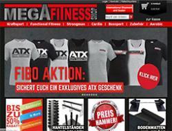 MegaFitness Shop Gutschein April 2018