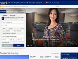 Singapore Airlines Gutscheine März 2018
